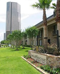 Tanglewood Court Apartments, 5885 San Felipe St., Houston