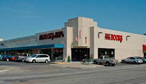 Westheimer lakes strip mall