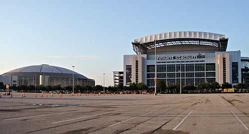 Reliant Astrodome and Reliant Stadium, Reliant Park, Houston