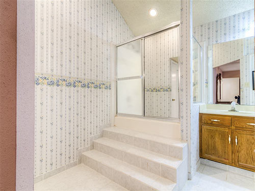 Bathroom, 2126 Westwood Dr., Stafford, Texas