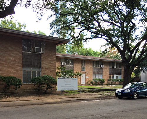 Kirby Court Apartments, 2612 Steel St., Upper Kirby, Houston