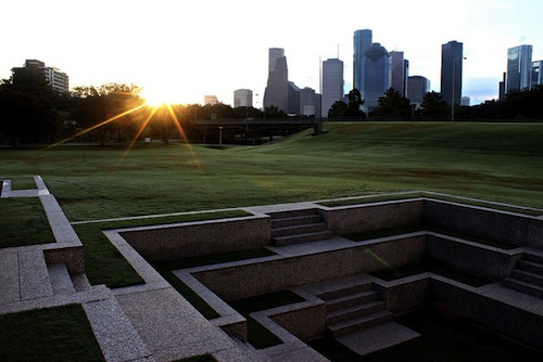 houston police officers memorial