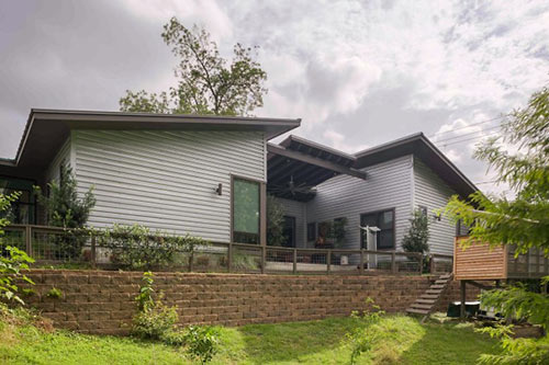 Home at 502 Archer St. by Homeowners & Architects, Brooke Smith, Houston