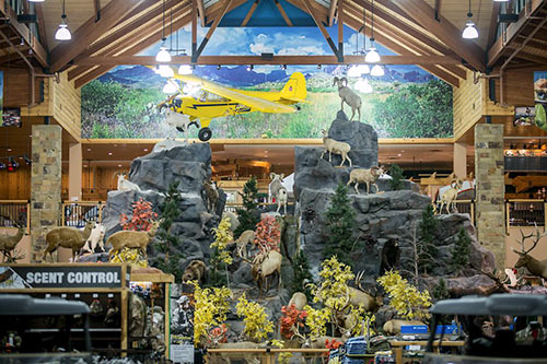 Cabela's Store in Buda, Texas