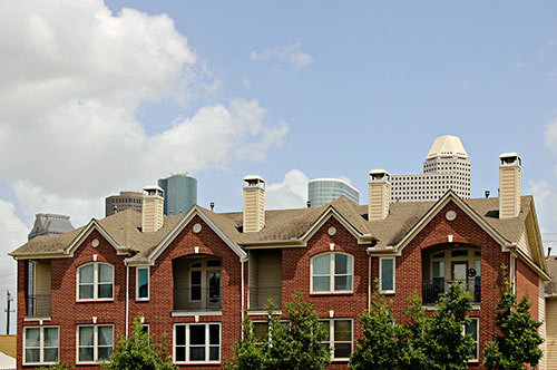 Fourth Ward Townhouses and Downtown Towers, Houston